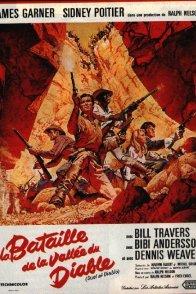 Affiche du film : La bataille de la vallee du diable