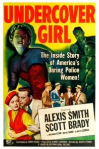 Affiche du film : Undercover girl