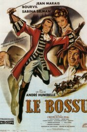 background picture for movie Le bossu
