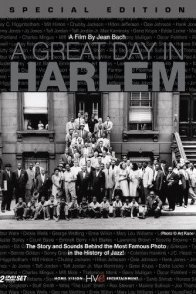 Affiche du film : A great day in harlem