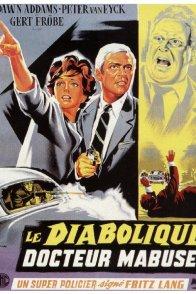 Affiche du film : Le Diabolique Docteur Mabuse
