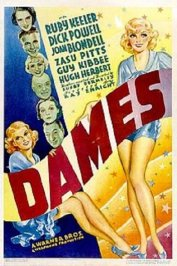 background picture for movie Dames