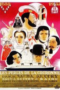 Affiche du film : Les perles de la couronne