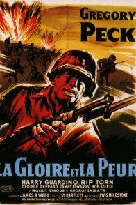 Affiche du film : La gloire et la peur