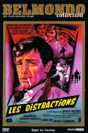 background picture for movie Les distractions