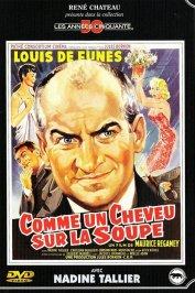 background picture for movie Comme un cheveu sur la soupe
