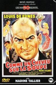 Affiche du film : Comme un cheveu sur la soupe