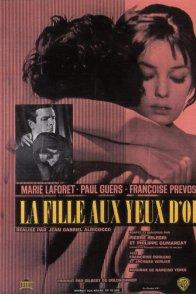 Affiche du film : La fille aux yeux d'or