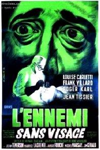 Affiche du film : L'ennemi sans visage
