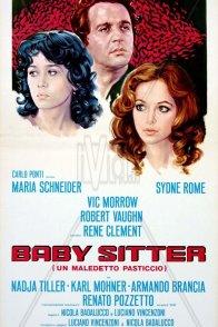 Affiche du film : La baby sitter