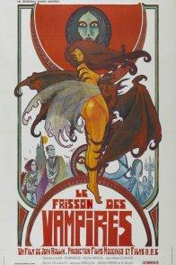 Affiche du film : Le frisson des vampires