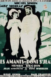 background picture for movie Les amants du pont saint jean