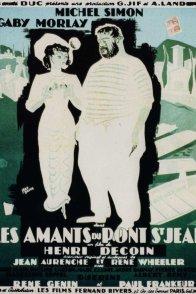 Affiche du film : Les amants du pont saint jean