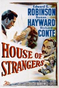 Affiche du film : La maison des étrangers