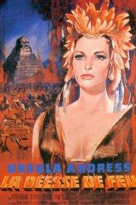 Affiche du film : La deesse de feu