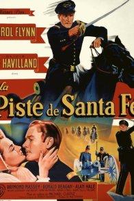 Affiche du film : La piste de Santa Fe