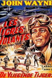 background picture for movie Les tigres volants