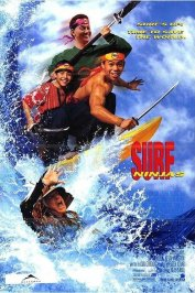 background picture for movie Surf ninjas