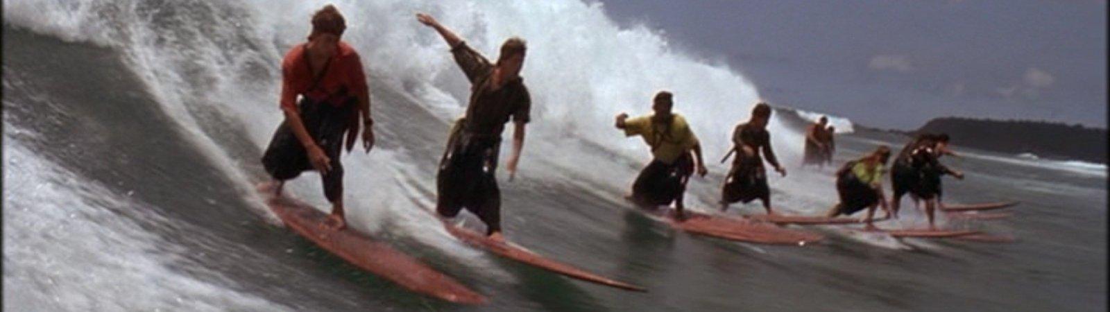 Photo du film : Surf ninjas