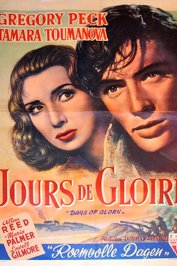 background picture for movie Days of glory