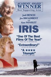 background picture for movie Iris