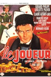 background picture for movie Le joueur