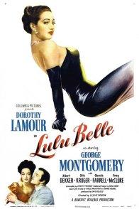 Affiche du film : Lulu belle