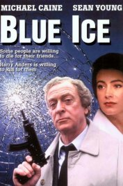 background picture for movie Blue ice