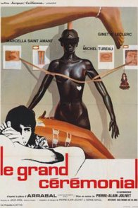 Affiche du film : Le grand ceremonial