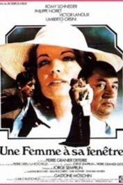 background picture for movie Une femme à sa fenêtre