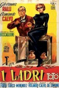 Affiche du film : I ladri