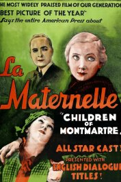 background picture for movie La maternelle