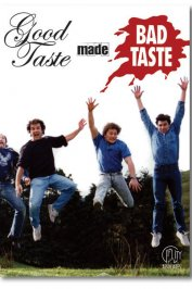 background picture for movie Bad taste