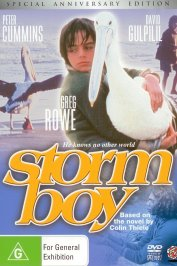background picture for movie Storm boy