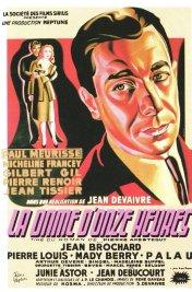 Affiche du film La dame d'onze heures