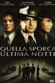 background picture for movie Capone
