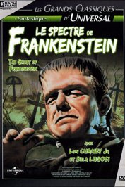 background picture for movie Le spectre de frankenstein