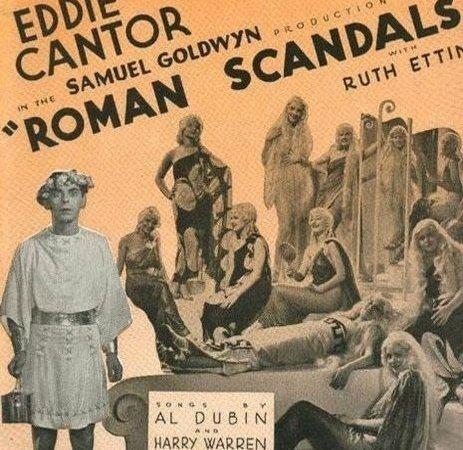 Photo dernier film  Eddie Cantor