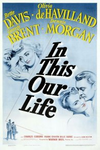 Affiche du film : In this our life