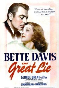 Affiche du film : Le grand mensonge