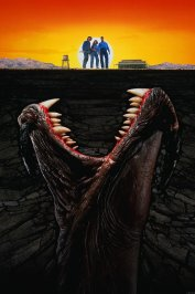 background picture for movie Tremors