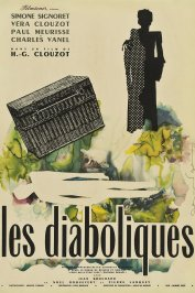background picture for movie Les diaboliques