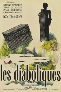 Affiche du film : Les diaboliques