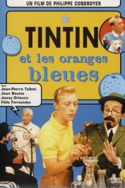background picture for movie Tintin et les Oranges bleues