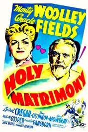 background picture for movie Holy matrimony
