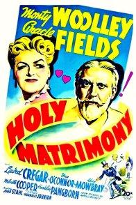 Affiche du film : Holy matrimony