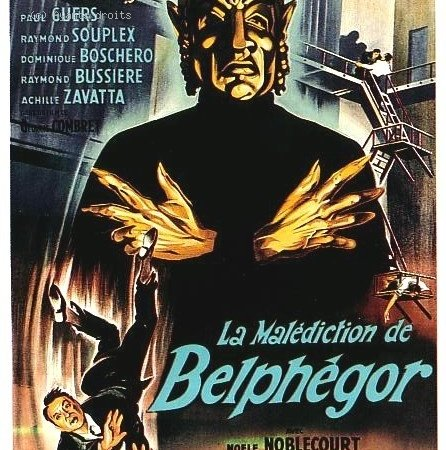 Photo du film : La malediction de belphegor