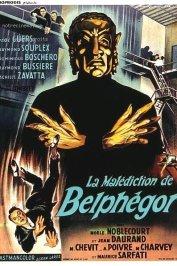 background picture for movie La malediction de belphegor