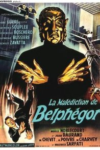 Affiche du film : La malediction de belphegor