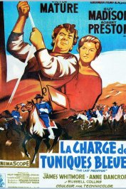 background picture for movie La charge des tuniques bleues